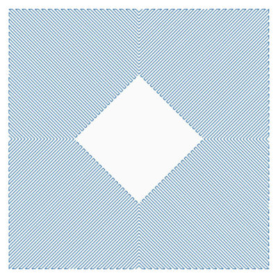 Angled Corner Fill | Quiltable | Mary Beth Krapil