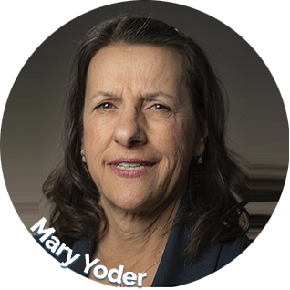 Mary Yoder
